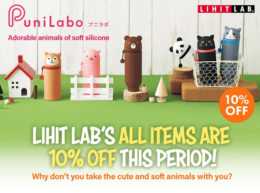 lihit lab all products 10% off!