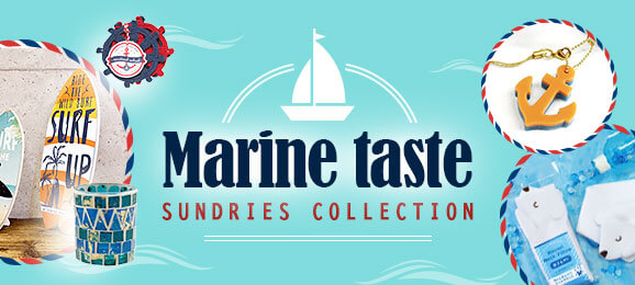 Marine taste Sundries collection