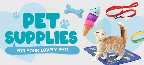 Pet Supplies: For your lovely pet