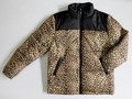 Leopard Switching Insulated Jacket