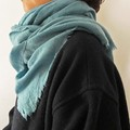 Plus Original Fluffy Wool Shawl Cashmere 3 Colors