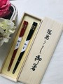 Leap Chopstick Hand-Painted Makie Couple Chopstick Chopstick