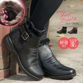 Light-Weight Casual Boots Ladies Slip-Proof Soft Short Boots Madame
