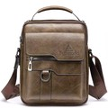 Fuji Shoulder Bag Brown