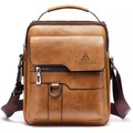Fuji Shoulder Bag Camel