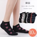 Casual Ladies Short Socks