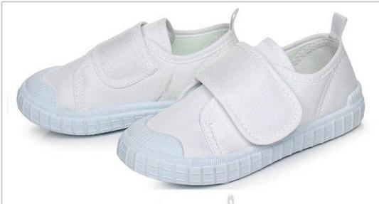 Pure White Dance Sport Ballet Shoes