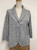 Attached Cut Cardigan