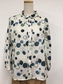 Dot Shirt Blouse