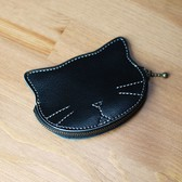 Cat Coin Card Case