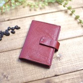 Pocket Genuine Leather Card Holder