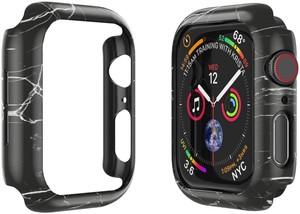 AppleWatch 40mm 対応 アップルウォッチ デザイン ハード ケース 国内正規品
