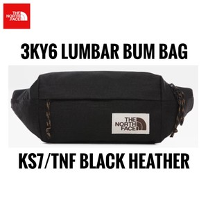THE NORTH FACE(ザノースフェイス)  ウエスト・ボディバッグ 3KY6/LUMBAR BUM BAG