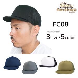 Bebro(ビブロ) FC08 メッシュキャップ キッズサイズ フリーサイズ ビッグサイズ