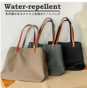 Water-repellent トートバッグ マザーズバッグ レディースバッグ 「2021秋冬」