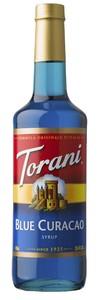 トラーニ フレーバーシロップ ブルーキュラソー 750ml