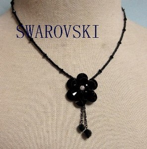 Swarovski Crystal Swarovski Beads Short Necklace