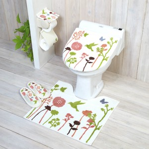 Limit Bird Toilet / Kitchen /Bath Mat
