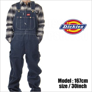 KEYS Overall Indigo Denim