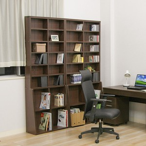 Bookshelf Brown