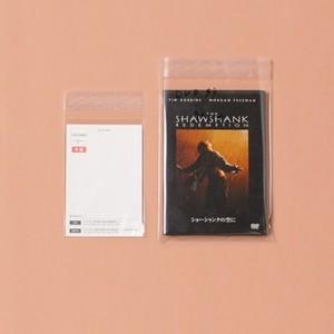 OPPクリスタルパック テープ付