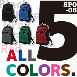 5 Colors Big Bag Large capacity Popular