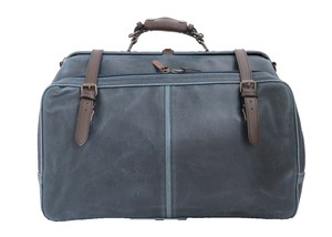 Our Company Overnight Bag Retro Out Pocket Dulles Bag