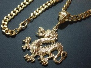 Necklace Dragon 50mm