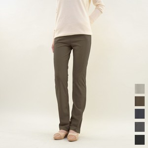 New Color Straight Pants Plain