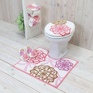 Limit Lace Toilet Kitchen Mat