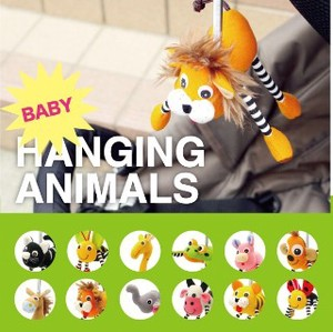 Baby Hanging Animals