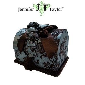 JENNIFER TAYLOR Trunk Box Toner Car