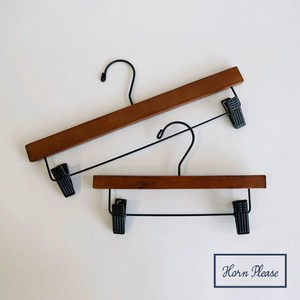 Point Reduction Clothes Hanger Wood Press Clothes Hanger Mat