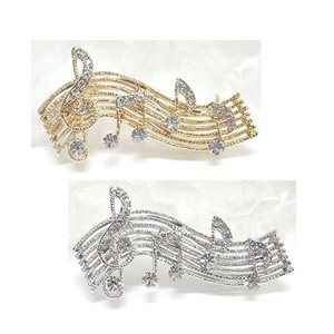 Rhinestone Brooch Music Series Score