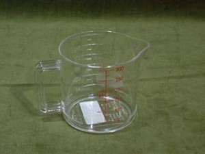Crystal Measuring Cup