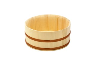 Natural Wood Washbowl Conservation Of Electricity Countermeasure
