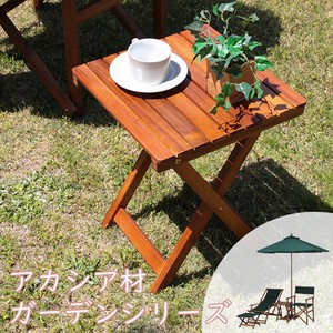 Chair Deck Chair Side Table
