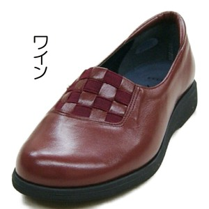Genuine Leather Comfort Casual Pumps Admission