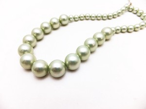 Pearl Pearl a string of . Necklace