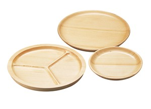 Organic Tray Plate Divided Plate