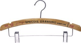 Antique Pinch Clothes Hanger