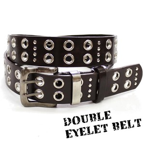 Casual Belt Double Belt Basic Style Belt