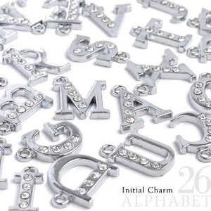 Initial Alphabet Charm Name Absolutely