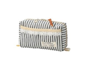 Basic Sweet Cosme Pouch Stripe