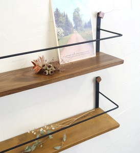 Iron Guard Attached Shelf