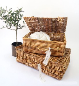 THE AROROG Basket Natural Antique