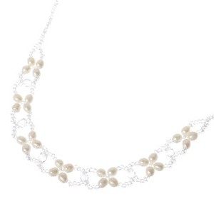 Freshwater Pearl Necklace Necklace