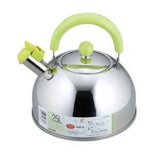 Candy IH Supported Kettle 2.5 Green