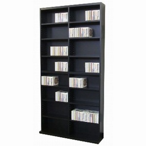 DVD Rack 20 1 Pc