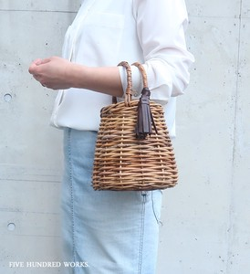 Basket Natural Antique Bag